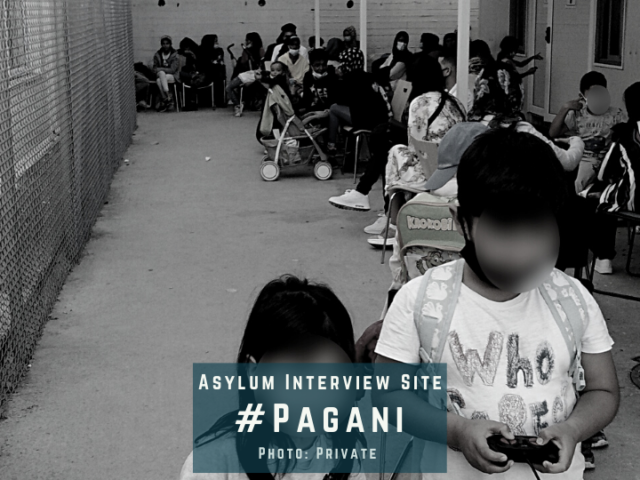 asylum interview site pagani