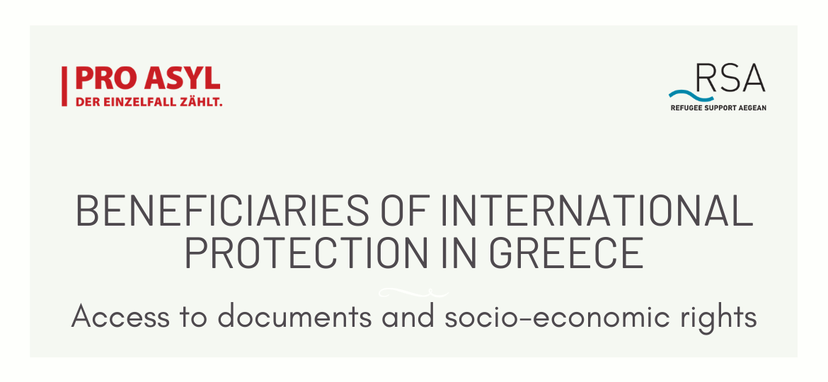 rsa Beneficiaries of international protection in Greece en