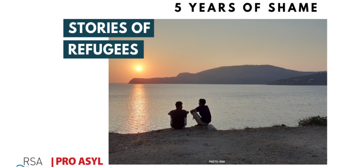 rsa stories of refugees