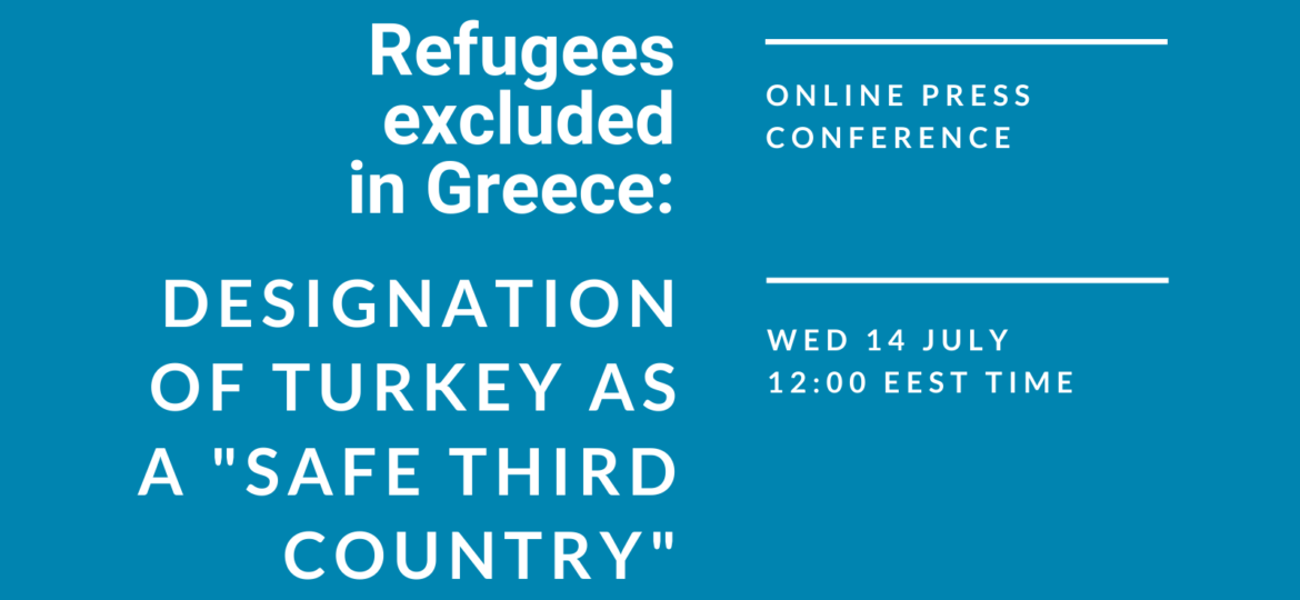 Twitter - Refugees excluded in Greece